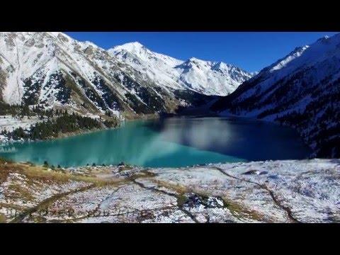Природа Казахстана \\ Road Trip to Kazakhstan \\  Джип-Туры \\ Эко туры в Казахстан (видео)