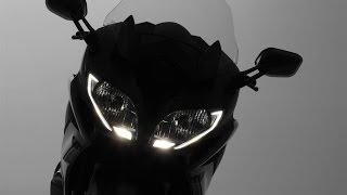 10. Yamaha FJR 1300 ES 2014