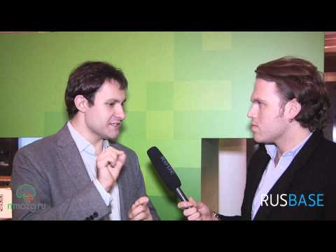 Gaidar Magdanurov on TechCrunch Moscow 2012