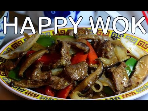 Full Video: 四川牛肉甜椒 Szechuan Stir Fry : Spicy Beef with ...