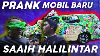 Video PRANK Tempelin Boneka & Bola ke Mobil Baru Saaih Halilintar MP3, 3GP, MP4, WEBM, AVI, FLV April 2019