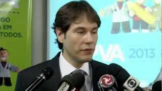 VÍDEO: Secretaria de Fazenda apresenta balanço da primeira etapa do IPVA 2013