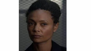 Thandie NewtonThandie Newton  'Battle of the hard stares!' Thandie Newton and Vicky McClure dish out dirty looks galore as they go head-to-head in the new series of Line of DutyThe first episode of the hotly anticipated new series of BBC police drama Line of Duty was largely a battle of the killer stare, with the show's female leads doling out interrogative looks that could 'impale'.Viewers devoured Jed Mercurio's latest script - now airing on BBC1 after proving a hit on BBC2 last year - which saw Thandie Newton newly installed as glacial-eyed cop DCI Roz Huntley, who happily gave short shrift - and some grimacing looks - to colleague DS Kate Fleming (Vicky McClure).McClure, recently seen in maternity leave drama The Replacement, is already a past master at dispensing the death look, and offered plenty of them in last night's hour-long installment.Information resource: http://www.dailymail.co.uk/femail/article-4352256/Thandie-Newton-Vicky-McClure-rivalry-Line-Duty.html-------Subscribe HERE: http://goo.gl/rPWsVQ-------Mr.News - News Reader- Google plus: http://bit.ly/2iWDpSO- Facebook page: http://bit.ly/2iqdDt3- Twitter: http://bit.ly/2iv9Fxt