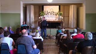 Music at Unity: Dave Finch and Eric Troup