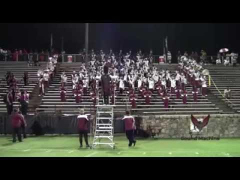 NCCU band three-six 2016 (видео)