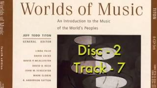 Introduction To World Music: Lecture 27 - Central And Eastern Europe I