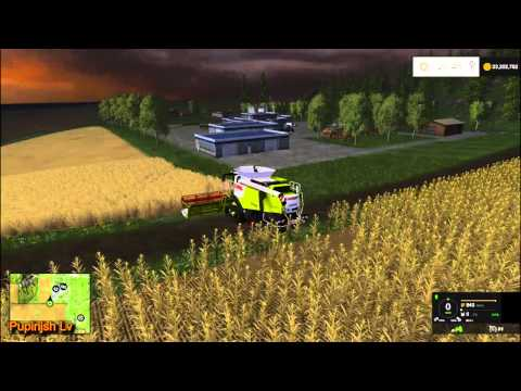 CLAAS LEXION 770 COMBINE Final v1