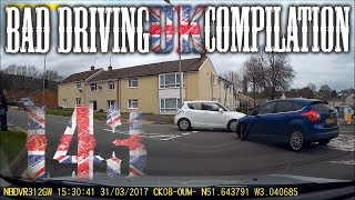 Welcome to the 143rd Bad Driving UK Compilation! Bad Language warning! Road rage, crashes, near misses, funny reactions, ...
