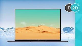 Video MateBook X Pro + Galaxy S9 - First Impressions! MP3, 3GP, MP4, WEBM, AVI, FLV Juni 2018