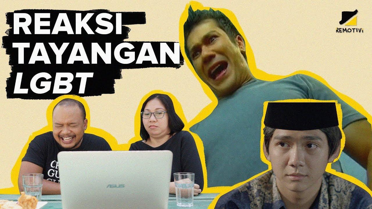 Reaksi Tayangan LGBT di Indonesia (Eps. 1)