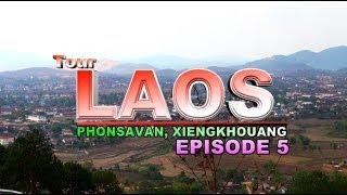 Ban Phonsavan Laos  city photo : Suab Hmong Tour Laos 2013: EP 5 - Phonsavan, Xieng Khouang