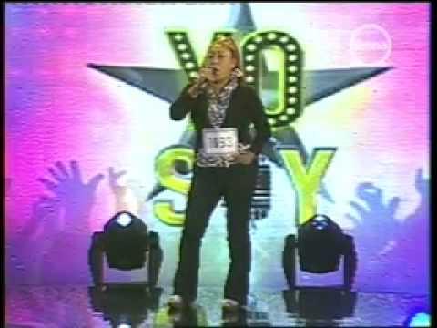 Yo Soy Marisol - Casting Arequipa 15-08-2012 (видео)