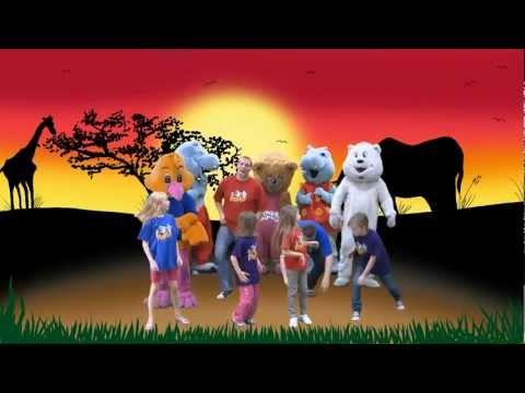 Jojos Kindermusik - Tierspektakel