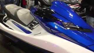9. 2016 Yamaha FX High Output WaveRunner