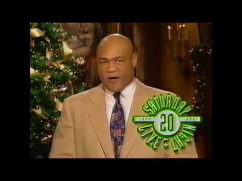 George Foreman / Hole SNL Promo