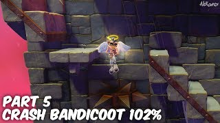 Things are starting to get very interesting in Crash Bandicoot now. Some of these later levels are very hard, others not so much. At least we get to fight the Hulk!Please leave a rating and a comment on the video to let me know what you thought and share and subscribe if you enjoyed it! ▽ MORE ALEXARCS HERE ▽► SUBSCRIBE HERE -- http://bit.ly/1z36r4K► TWITTER -- http://bit.ly/1MM4KQr► FACEBOOK -- http://on.fb.me/1NTGZ9m► TUMBLR --  http://bit.ly/2mwxhlX