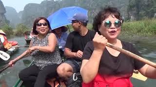 Trang An Bai Dinh 2017 Lanh Le + Thien + Son Ha