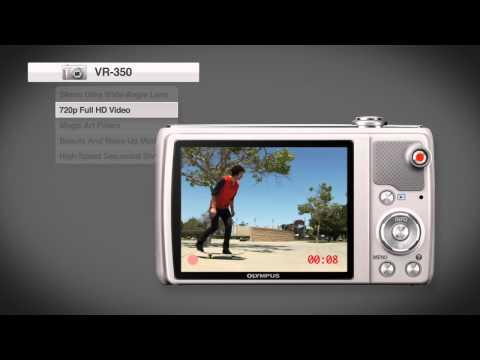 Olympus VR350 demo