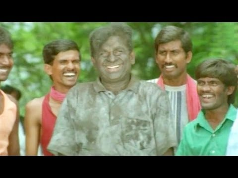 Comedy Kings - Brahmanandam,JayaPrakash Reddy Comedy In Snehamante Idera - JayaPrakash Reddy
