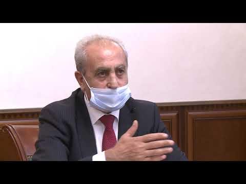 Президент Республики Молдова провел встречу с Послом Республики Армения
