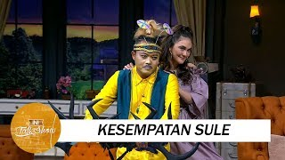 Video Sule Girang Disambut Baik Luna Maya MP3, 3GP, MP4, WEBM, AVI, FLV November 2018