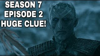 Everyone has been wondering how the Night King and his massive Army of the Dead would get South of the Wall and terrorize Westeros. A major clue may have been revealed during the opening credits of Game of Thrones Season 7 Episode 1 and Game of Thrones Season 7 Episode 2... The Night King will attack Eastwatch by the Sea and then go around The Wall on the frozen Sea? Will The Night's Watch and the Brotherhood without Banners be able to stop The Others? Will Jon Snow and The Hound kill enough White Walkers to slow them down? Can Bran Stark help them in any way by having a battle of the minds with the Night King? Comment down below and let me know what you think! Thanks for watching!!Images from Game of Thrones are property of their creators, used here under fair use. Support the channel on Patreon here! https://www.patreon.com/TalkingThronesFollow me on Twitter here! https://mobile.twitter.com/Talking_ThronesSpecial thanks to everyone on Patreon. The love you all show really means the world to me. The continued support never goes unnoticed. Thank you!!