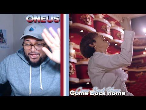 ONEUS - Come Back Home MV & Concept Film REACTION | KING SEOHO!!!!!