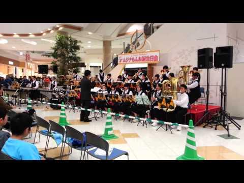 羽生市立南中学校吹奏楽部(Let's Swing!!)