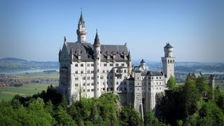 Fussen Germany  city photo : Travel Germany - Füssen, Neuschwanstein Castle & More