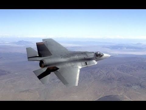 F-35 Marks First Combat Use in Syria with IAF (видео)