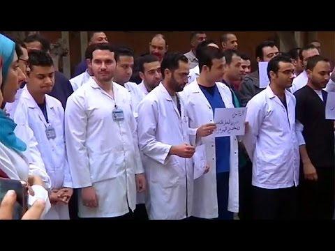 Αίγυπτος: Σε απεργία οι γιατροί της χώρας