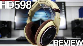 Sennheiser HD 598 - Review!