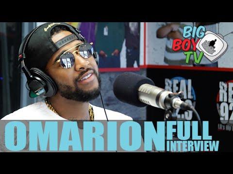 Omarion FULL INTERVIEW | BigBoyTV