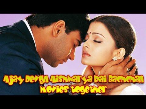 Ajay Devgn Aishwarya Rai Bachchan Movies together : Bollywood Films List 🎥 🎬