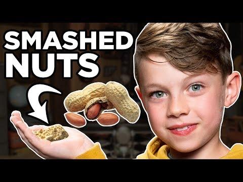 Smashed Nuts Taste Test