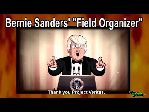 "Kyle Jurek, Domestic Terrorist. The ""Field Organizer"" for the Bernie Sanders campaign."