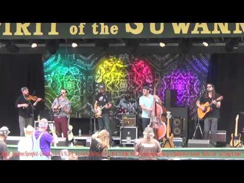 Cabinet - Suwannee Springfest - Live Oak, Fl  3- 18 & 19- 2016
