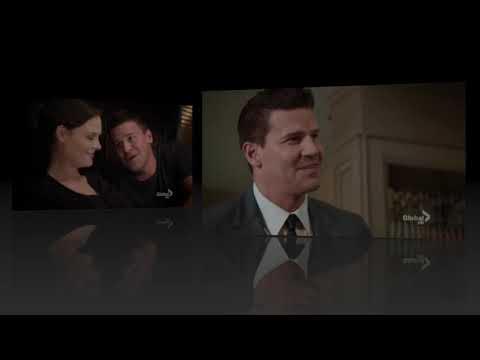 Bones - Brennan & Booth - Season 7