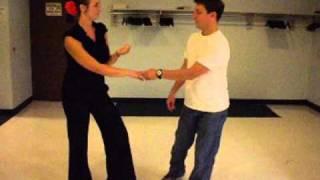 Lindy Hop Lesson 8/19/10