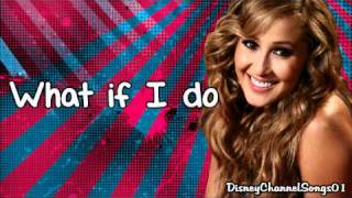 Video Adrienne Bailon [The Cheetah Girls] - What If With Lyrics MP3, 3GP, MP4, WEBM, AVI, FLV November 2018