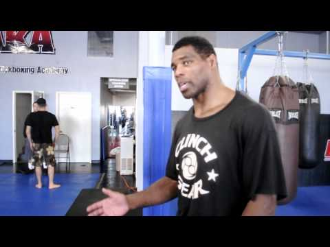 Herschel Walker talks MMA and Upcomming Fight