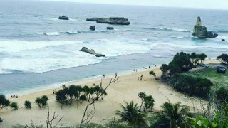 Pacitan Indonesia  City pictures : Buyutan Beach, Pacitan Indonesia | Pantai Buyutan, Pacitan Indonesia