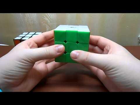 Смотреть как сделать кубик рубик