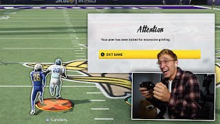 He Quit Right After THIS Happened... Wheel of MUT! Ep. #47
