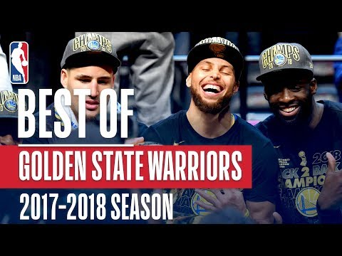 Best Of Golden State Warriors | 2018 NBA Season