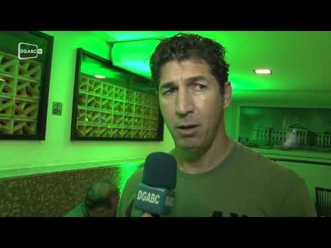 Eterno goleiro Sérgio é destaque em bate-papo no Parrilla Del Carmem