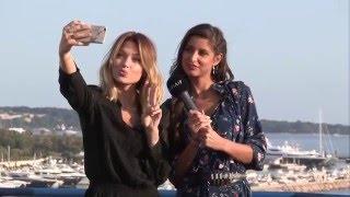Video #Cannes2016 : Coup de projecteur avec Caroline Receveur et Malika Ménard MP3, 3GP, MP4, WEBM, AVI, FLV Oktober 2017