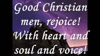 Good Christian Men, Rejoice!