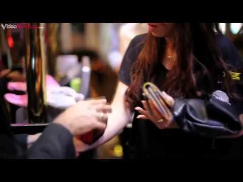 hình Video DJ - Trouble is a friend - BSmall remix - Phiên Bản Gái Quẩy Trong Bar