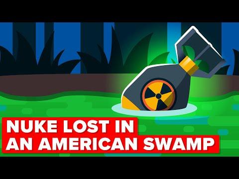 Live Nuke Still Missing In American Swamp